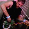 Rhythm Droid live & his devices