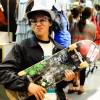 Skate and beer